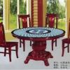 忠优缘精品餐台、餐椅家具