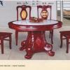 恒峰实木餐台、餐椅客厅家具