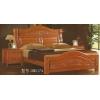 供应美丽华家具橡木床XM0174