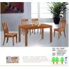实木餐桌餐椅T905