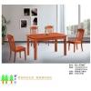 实木餐桌餐椅T906