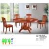 实木餐桌餐椅T910