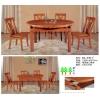 实木餐桌餐椅T911
