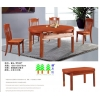实木餐桌餐椅T912
