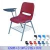 加厚学生椅子,塑钢椅子,带小写字板椅子 小桌板椅子 培训椅子