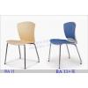 塑钢接待椅 学生椅子,餐桌椅 餐椅学生培训椅 员工椅