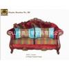 广东奥兰顿品牌典藏沙发 2012最新古典配布沙发 经典沙发