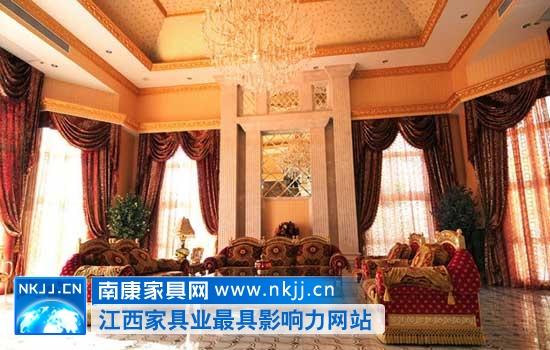 客厅装修效果图推荐 另一别致起居室