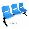 排椅,联排连体排椅,带写字板扶手排椅,广东排椅工厂