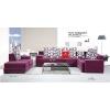 特价客厅布艺沙发 现代组合沙发 绒布沙发 皮配布沙发808A