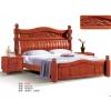 特殊规格2米×2.2米橡木床
