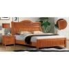 敏旺橡木床家具