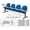 广东等候排椅工厂价格批发,厂家直销学校教学排椅,会椅排椅