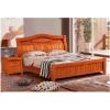 天利圆313实木床床,大量批发南康橡木床,白胚床,双人床,餐椅