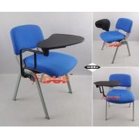 广州半圆弧形写字板学生椅会议椅培训椅