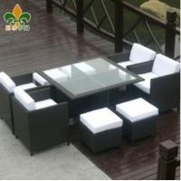 正华中园 户外桌椅 藤椅 休闲家具 桌椅组合 休闲椅沙发