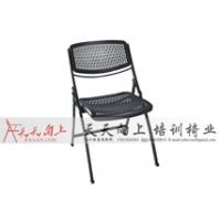 广东地区直销正品特惠 可折叠培训椅会议洽谈椅