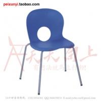 广东东莞直销新颖造型四脚培训椅耐压坚固休闲椅
