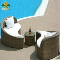 户外桌椅 藤椅 休闲家具 休闲 桌椅组合 休闲椅A894