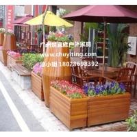 厂家供应户外成品花箱花园花钵花盆花坛之舌尖上的户外家具