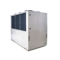 风冷箱型工业冷水机组(-15℃)