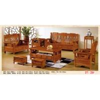 南康恒昇家具(香樟木沙发)