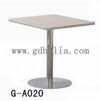 餐桌,餐台,分体式餐桌椅,不锈钢台,广东餐桌椅厂家批发