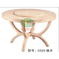 032橡木台脚|白坯台脚|白胚台脚|实木桌脚|餐台脚