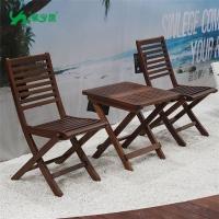 休闲阳台桌椅阳台休闲实木桌椅凉台休闲桌椅