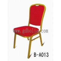 铝合金酒店椅,定型棉餐椅,钢架宴会椅,广东酒店家具厂家