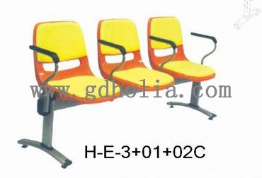 公共排椅H-E-3+01+02C
