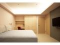 简约风格卧室设计 复式装修效果图 (8)