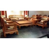 红木花梨办公客厅沙发