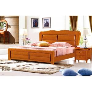 伟杰之家家具(橡木床)