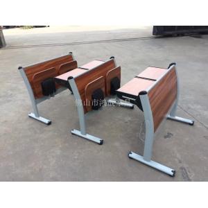 多功能会议桌椅,培训排椅,多媒体课桌椅,广东学校家具厂家