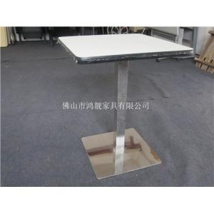 不锈钢餐桌,防火板餐台,分体式餐桌椅,独立餐桌椅,餐厅家具