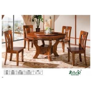 南康木之宝家具(餐台椅)