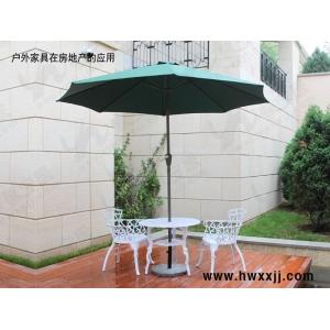 北京户外遮阳休闲手摇伞