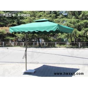 北京户外遮阳便宜弓形伞
