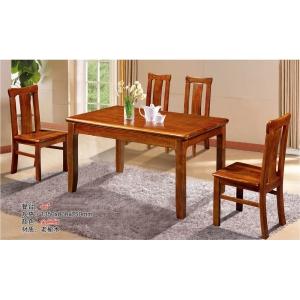 东方天益家具(老榆木餐桌椅)