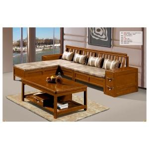 红欣烨炜家具(橡木沙发)