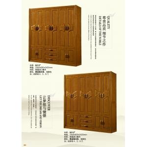 南康鑫源通家具(橡木衣柜)