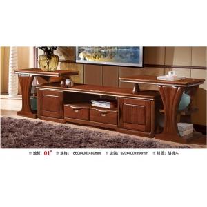 江西格雅家具(胡桃木地柜)