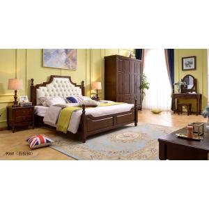 江西润梵美式家具(美式实木床)