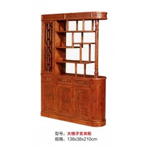 盛德吉祥古典家具(书柜)
