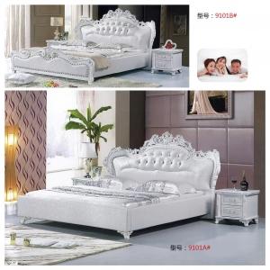 鸿运家缘家具(美式床)