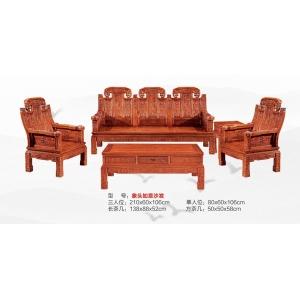 南康如意居古典家具(沙发)