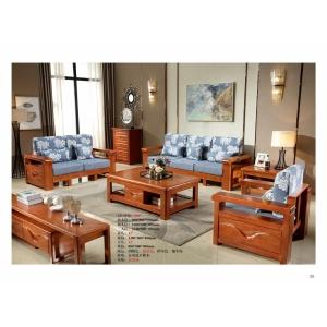 集品居家具(橡木休闲沙发)