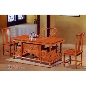 南康区古发古典家具(茶台椅)