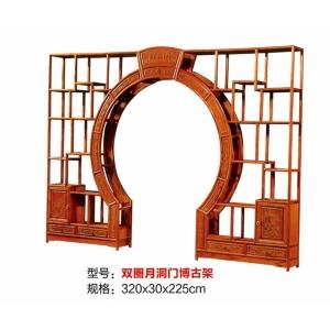 南康区古发古典家具(博古架)